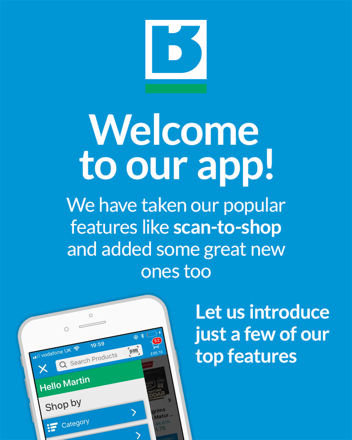Welcome to our app