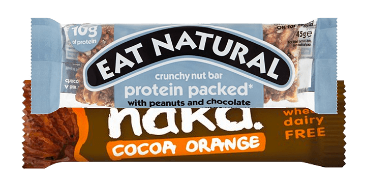 Eat Natural and nakd products