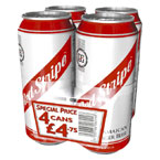 Red Stripe PM 4 for £4.75