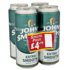 John Smith's PM 4 for £4.75