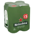 Heineken PM 4 for £5