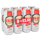 Skol PM 8 for £5.69