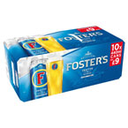Fosters PM 10 for £9