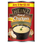 Heinz Chicken Soup PM £1.09
