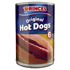 Princes Hot Dogs