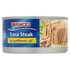 Princes Tuna Steaks