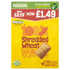Shredded Wheat PM £1.49