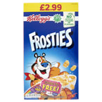 Kellogg's Frosties PM £2.99