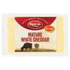 Best-in Mature Cheddar