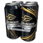 Strongbow 5% 4 Pack