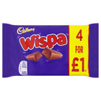 Wispa Chocolate PM £1