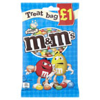 M&Ms Crispy Treat Bag PM £1