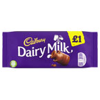 Cadbury Dairy Milk PM £1