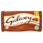 Galaxy Milk Block PM £1