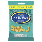 Best-one Salted Cashews