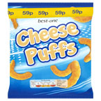 Best-one Cheese Puffs