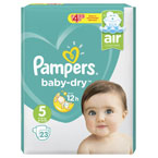 Pampers Baby Dry Junior PM £4.99