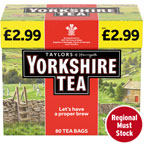 Yorkshire Tea PM £2.99