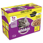 Whiskas Pouch Casserole Poultry