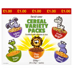 Best-one Cereal Variety Pack