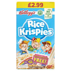 Kellogg's Rice Krispies PM £2.99
