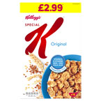 Kellogg's Special K PM £2.99