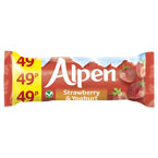 Alpen Strawberry & Yoghurt