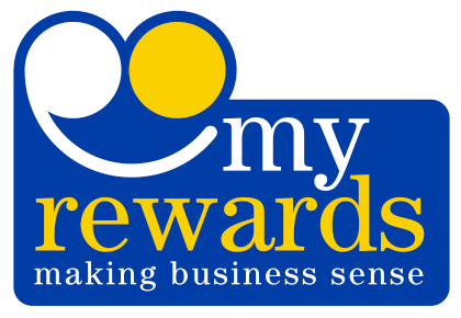 My Rewards logo