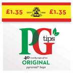 PG Tips PM £1.35