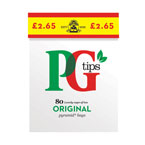 PG Tips PM £2.65