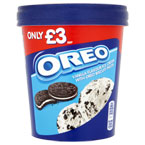 Oreo Cookie Tub PM £3