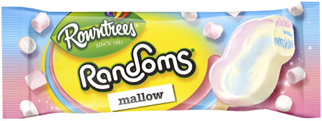 Rowntrees Randoms Mallow