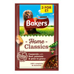 Bakers Home Classic Beef