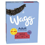 Wagg Complete Beef & Vegetable