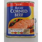 Best-one Corned Beef PM £2.19