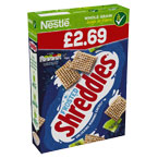Frosted Shreddies PM £2.69