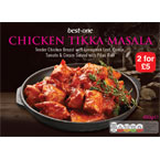 Best-one Chicken Tikka Masala