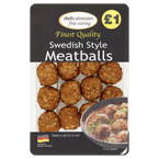 Delicatessen Swedish Meatballs