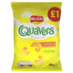 Quavers Cheese