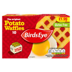 Birds Eye Potato Waffles PMP