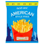 Best-one American Fries PMP
