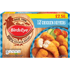 Birds Eye Chicken Dippers PMP