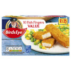 Birds Eye 10 Value Fish Fingers