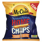McCain Home Chips PMP