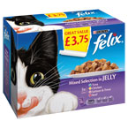 Felix Pouch Mixed in Jelly PM £3.75