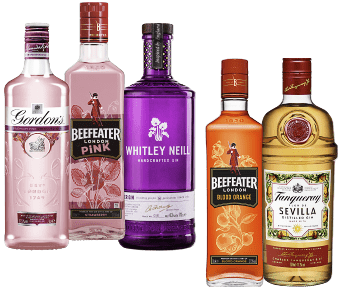 Gin products