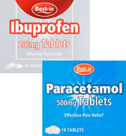 OTC medicines: own label