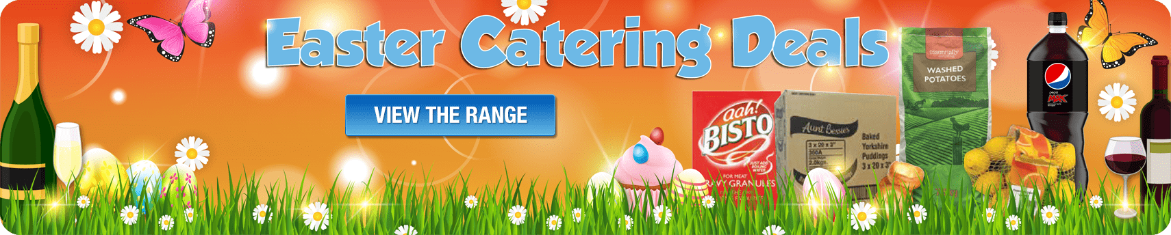 Easter Caterering Deals