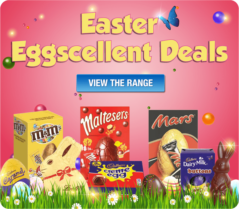 Easter Eggscellent Deals