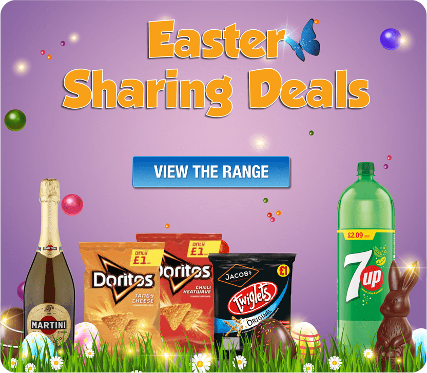 Easter Sharing Deals